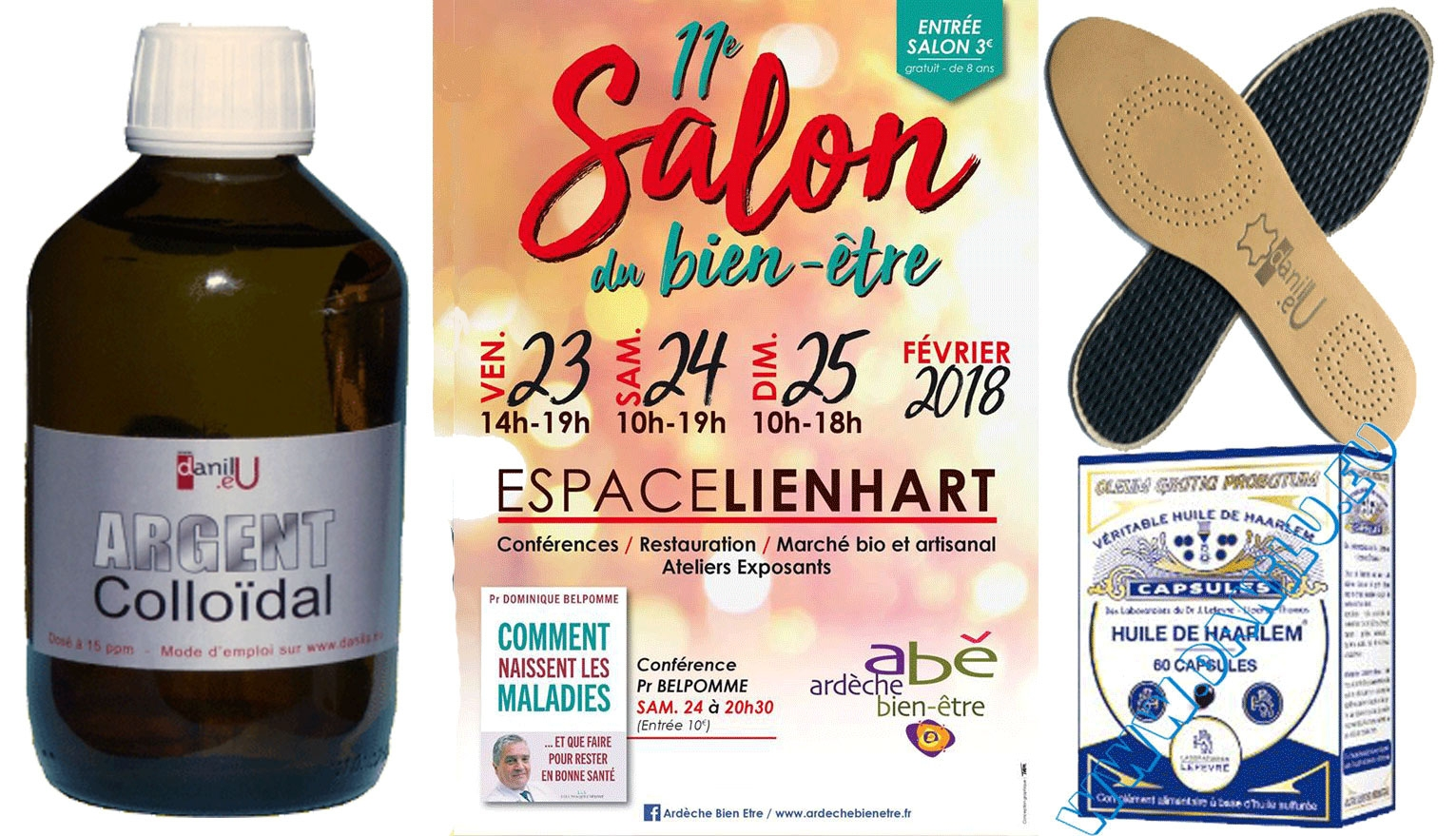 Salon AUBENAS 2018