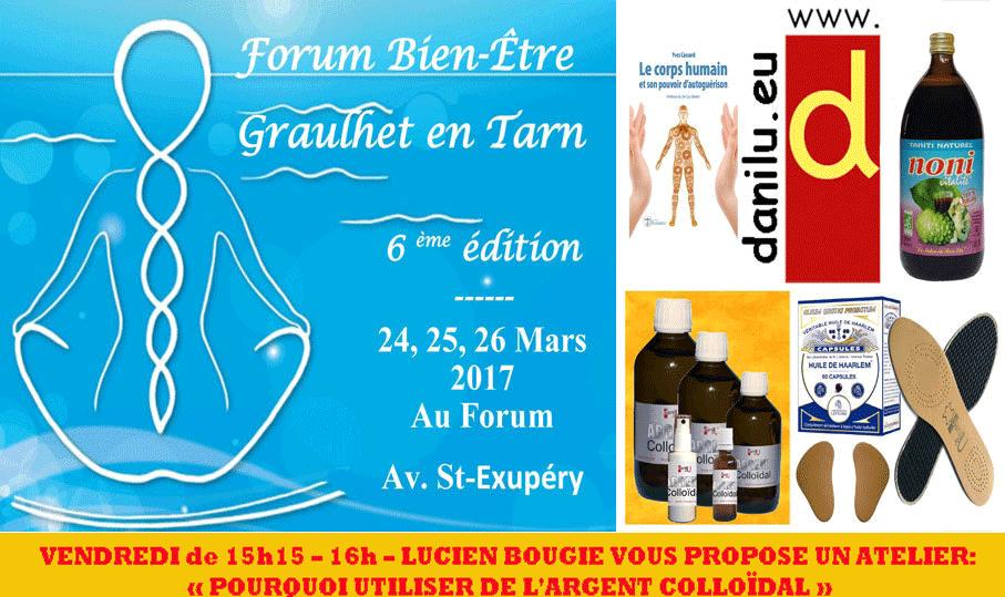 Salon de Graulhet 2017